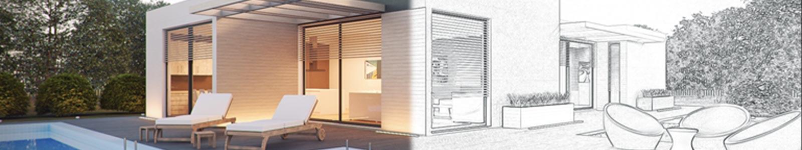 Simulations architecturales